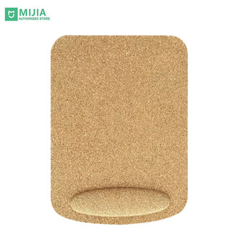 Xiaomi Mouse Pad With Wrist Rest Ergonomic Natural Cork Smooth Anti Slip Waterproof Dirtproof For Office Home Gamer PC