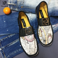 F.N.JACK Mens shoes Light Hard wearing Rubber Mens espadrille Canvas Loafers Scarpe uomo Zapatos de hombre Tenis masculino