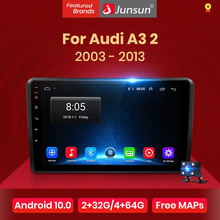 Junsun V1 Android 10,0 DSP CarPlay Auto Radio Multimedia Video Player Auto Stereo GPS Für Audi A3 8P 2003 - 2013 2 din dvd