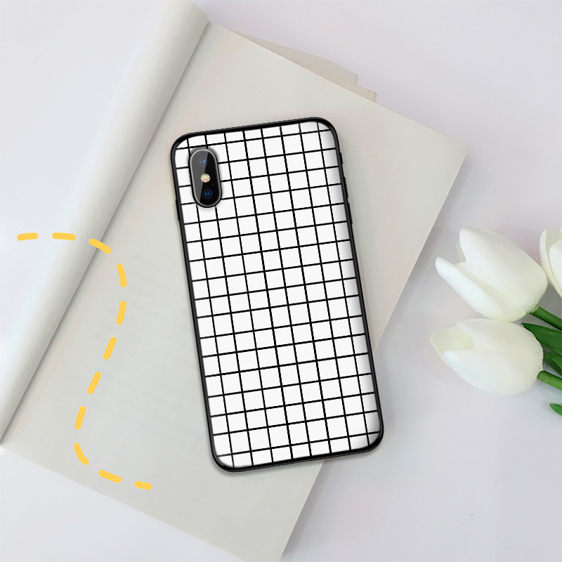 Plaid Pokrowiec Phone Cover Made Of High Quality Silicone Material For A Non Slip Grip 10