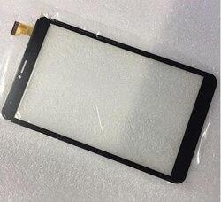 Nowy dla 8 ''cal GY P80006A V0 Tablet pojemnościowy ekran dotykowy panel wymiana czujnika w digitizerze Phablet Multitouch w Ekrany LCD i panele do tabletów od Komputer i biuro na