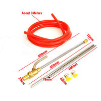 Brass+steel+plastic Sand Blasting Tube Set 3000 Psi For Karcher Series M22 Multi functional