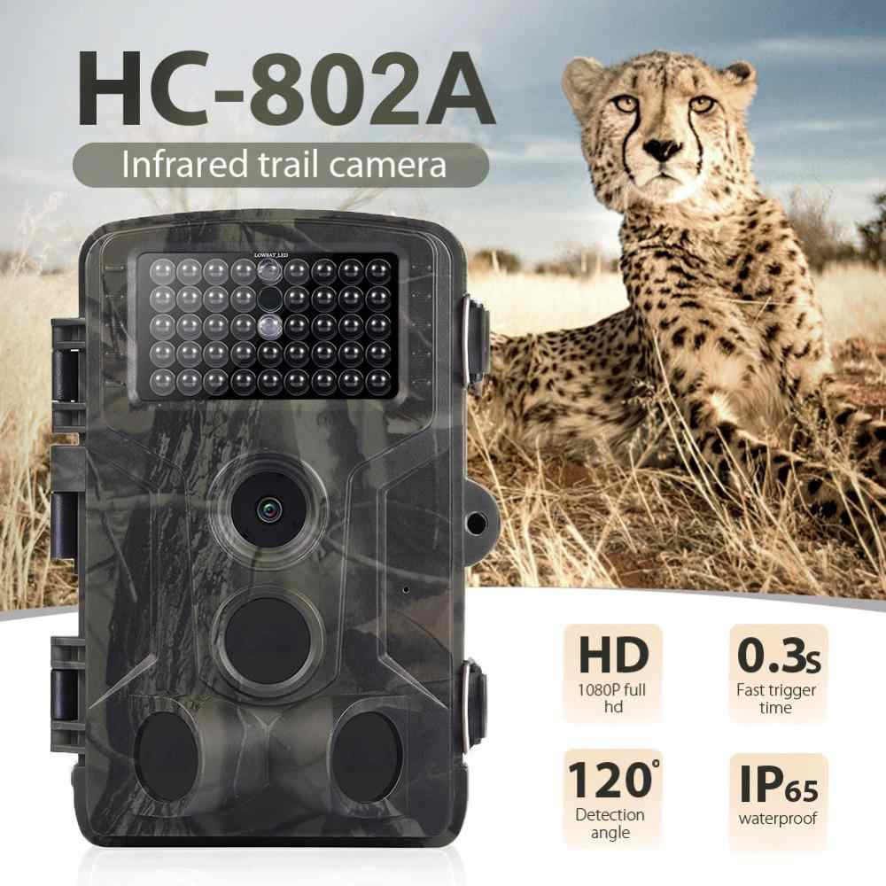 EastVita HD водонепроницаемый 16 м пикселей 0,5 второй старт инфракрасная светодиодный подсветка охотничья камера HC-802A уличная охотничья камера r60