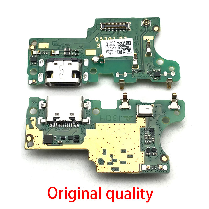 USB Micro Charger Charging Port Dock Connector Microphone Board Flex Cable For Lenovo S5 K520