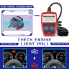 Universal MS309 OBD II Code Reader Scanner Auto Diagnostic Tools Kits Car Automotive CAN BUS Engine Fault Code Reader discount