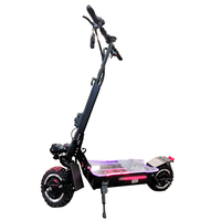 KK4S Hot Maike kk4s 11inch big wheel electric scooter 3200w dual motor off road e scooter Electric Scooters    -