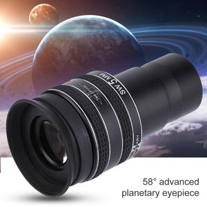 Image 5 - High Quality 1.25inch TMB 5mm 58 Degree HD Planetary Eyepiece for Astronomical Telescope Wide 58 Degree Viewing