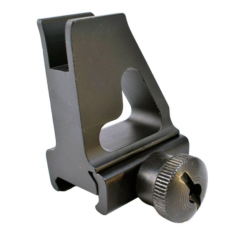 Destacável Compacto Dual Aberturas Rear Iron Sight