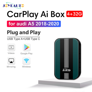 MMB Car Multmedia Player 4+32G for Audi A5 A3 A4 A6 A7 2017-2020 Apple CarPlay Car Accessories Android iOS image