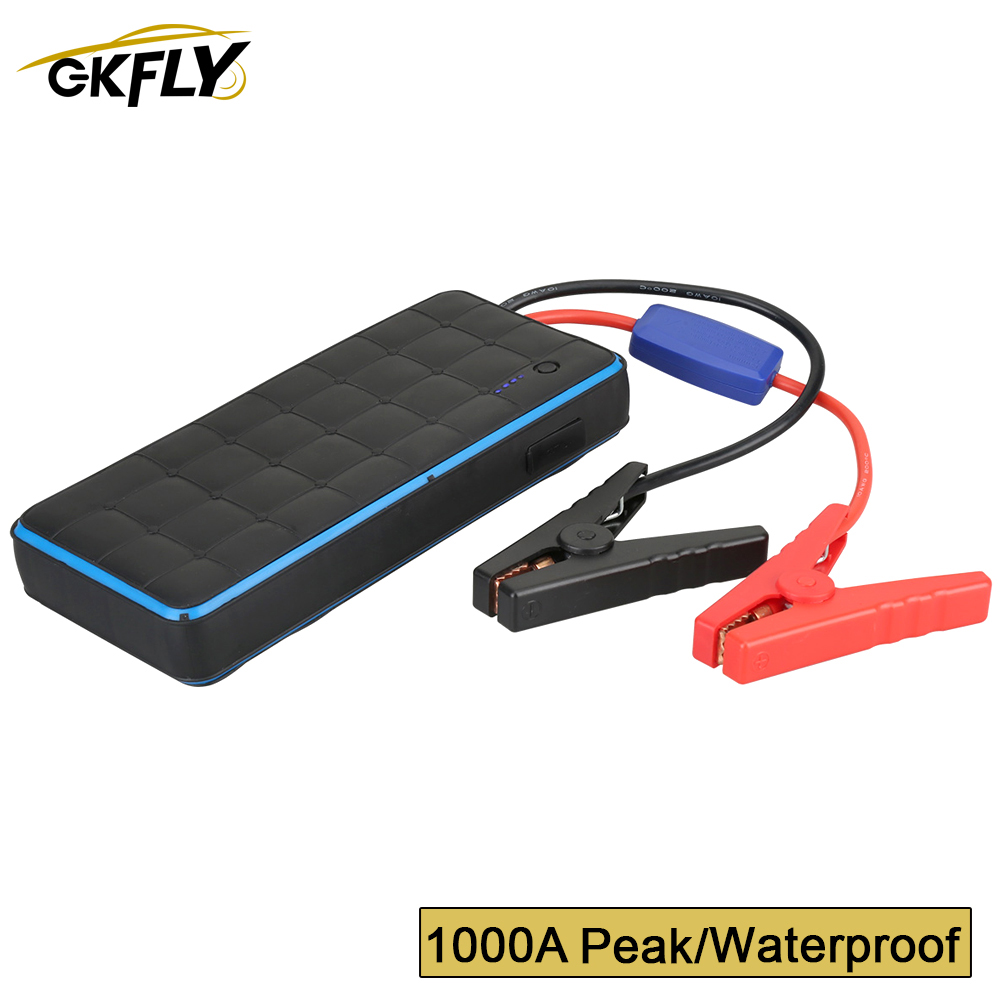 Super Power <font><b>1000A</b></font> 28000mAh <font><b>Car</b></font> <font><b>Jump</b></font> <font><b>Starter</b></font> Petrol Diesel Lighter Starting Device Power Bank 12V Charger Booster Buster LED image