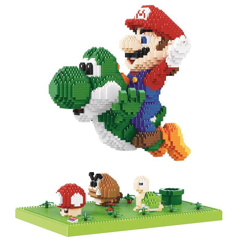 Super Mario Bros Micro Building Blocks 2
