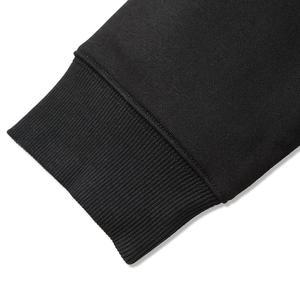 Image 4 - HW Mens Fashion Hoodies O Neck Loose Fit Long sleeved Sweatshirt Japanese Streetwear Hip Hop Clothing