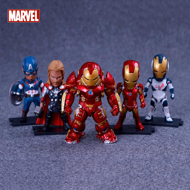font-b-marvel-b-font-action-model-avengers-5pcs-set-figure-super-hero-captain-america-iron-man-thor-collection-toy-figures-9cm-gift