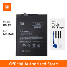 Xiaomi Original MI MAX Phone battery Model BM49 Ba