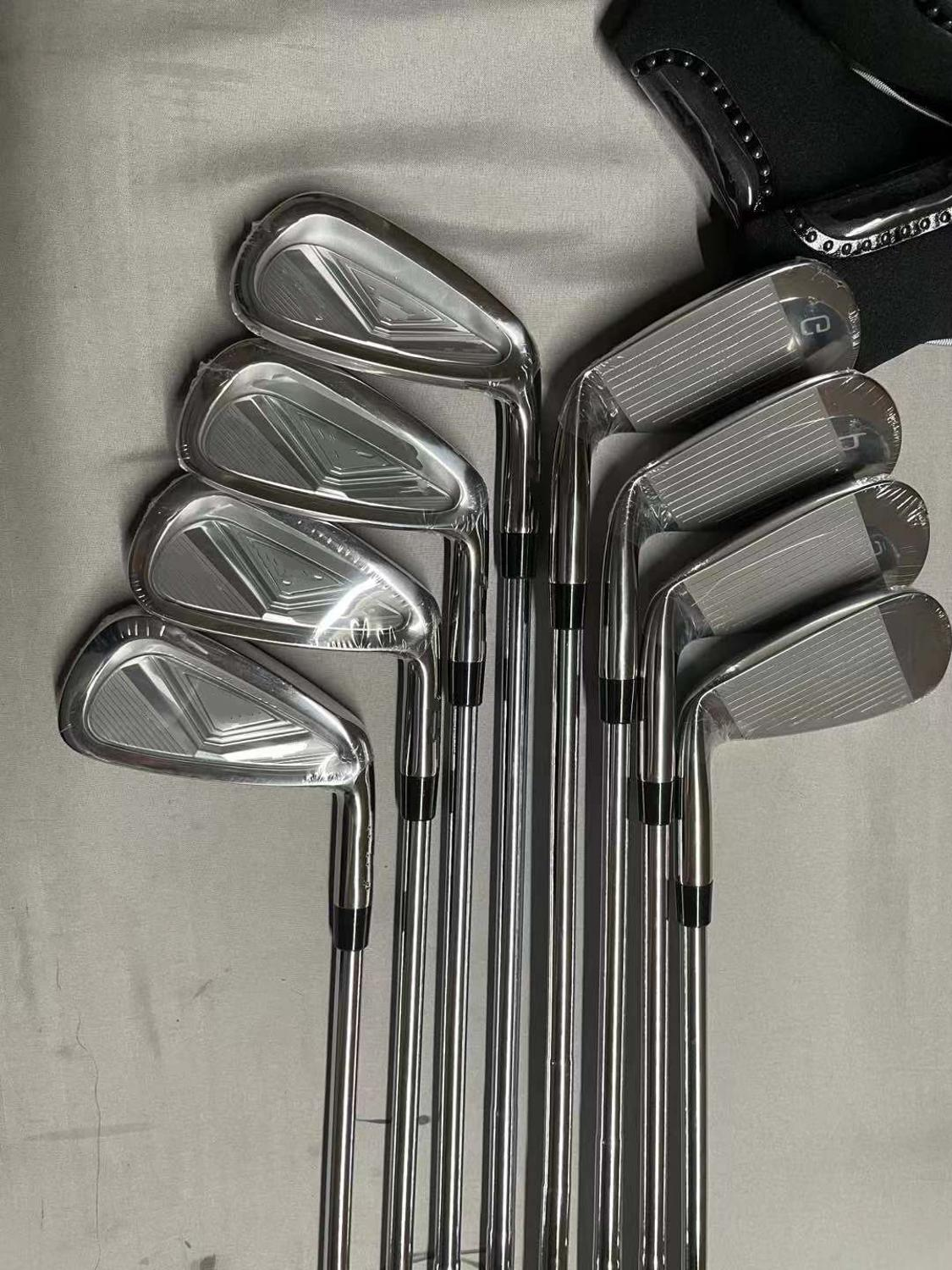 Golf Clubs Iron Set JPX S10 Golf Irons Set JPX S10 5-9PSG 8Pcs FORGED With Steel/Graphite Shaft HeadCover 1