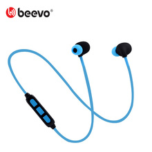 Neckband Wireless Bluetooth Earphone Stereo Sports Waterproof Earbuds Wireless in-ear Headset with Mic For IPhone For Samsung top selling wireless bluetooth earphone in ear stereo waterproof sports headset earbuds for iphone samsung lg htc huawei et1