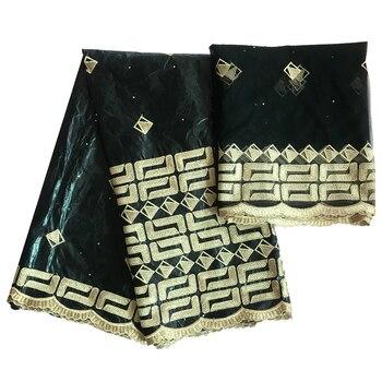 bazin riche getzner african sewing fabric bazin riche brode brocade fabric high quality jacquard gele headtie 5+2 yard/lot