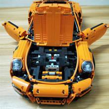 IN STOCK gGT-3 DIY Compatible IEGOset 42056 20001 Technic MOC race Car Building Blocks Toys Christmas lepinblocks Gifts lepin 20001 20001b 23002 23006 20077 technic 3368 race car bricks legoinglys 42056 42083 building blocks brick gift