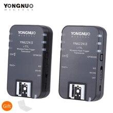 YONGNUO receptor y disparador de Flash inalámbrico, transmisor para Nikon D70 D80 D90 D200 D300 D600, serie YN622N II 2,4G i ttl