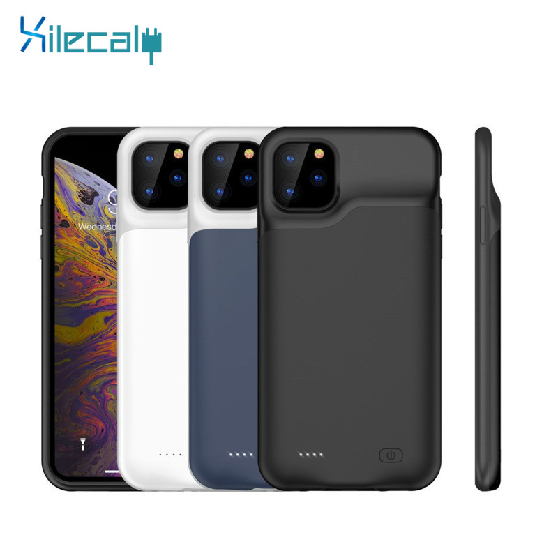 Battery Case for iPhone 12 Pro 11 Pro Max Smart Power Bank Charging Charger Cover for iPhone X XS Ma