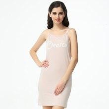 Senhoras suspensórios nightdresses novos produtos de verão senhoras modal nightdresses modal