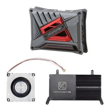 Khadas VIM DIY Case Kit with Khadas Vim Series Cooling Fan with Heatsink умная кофеварка vim