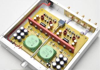 Finished Hifi JC2 Full symmetry FET preamplifier base on MARK LEVINSON JC-2 preamp circuit