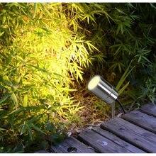 2 шт/упаковка водонепроницаемые светодиодные светильники для