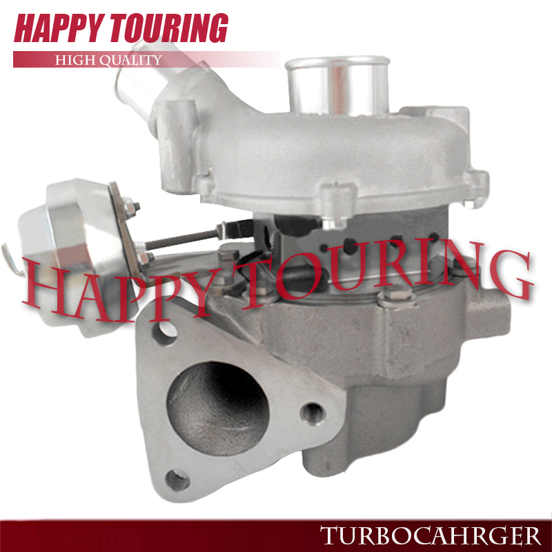 RHF4H VT16 Turbine TURBO TURBOCHARGER For Mitsubishi Pajero Sport L200 2.5L 4D56 Engine 1515A170 1515A222|turbocharger for car|turbocharger mitsubishi|turbocharged car - title=