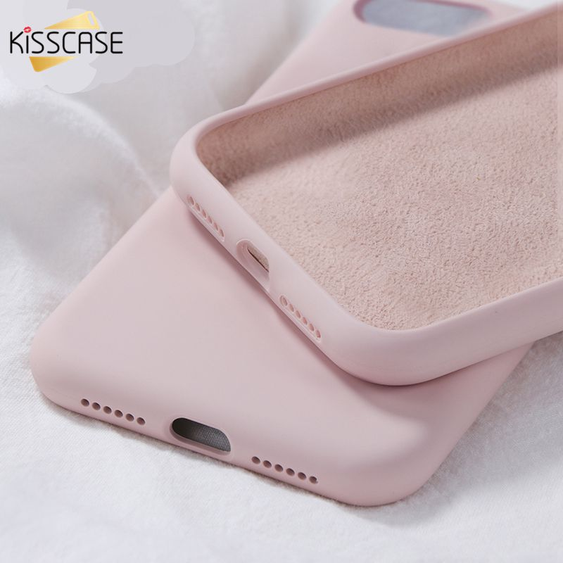 KISSCASE Phone Case For Samsung S10 Plus Lite S8 S9 Cover Fitted A70 A50 Note 9 J4