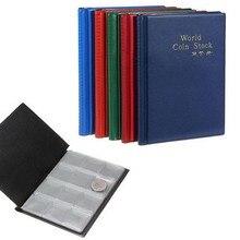 ¡Oferta! álbum ruso de monedas y carpeta 60/120, soporte de colección de monedas, estuche de bolsillo para dinero para monedas