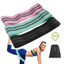 Женские резинки для тренировок фитнеса хип петли сопротивления