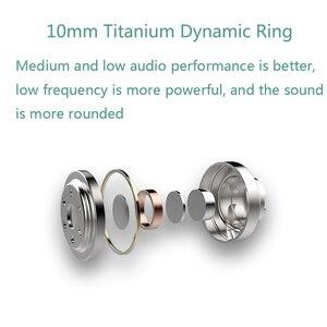 Image 3 - UiiSii toptancı bas müzik kulaklıklar kulak kulaklık Metal gürültü azaltma kulaklıklar için Apple/Samsung/Huawei/xiaomi