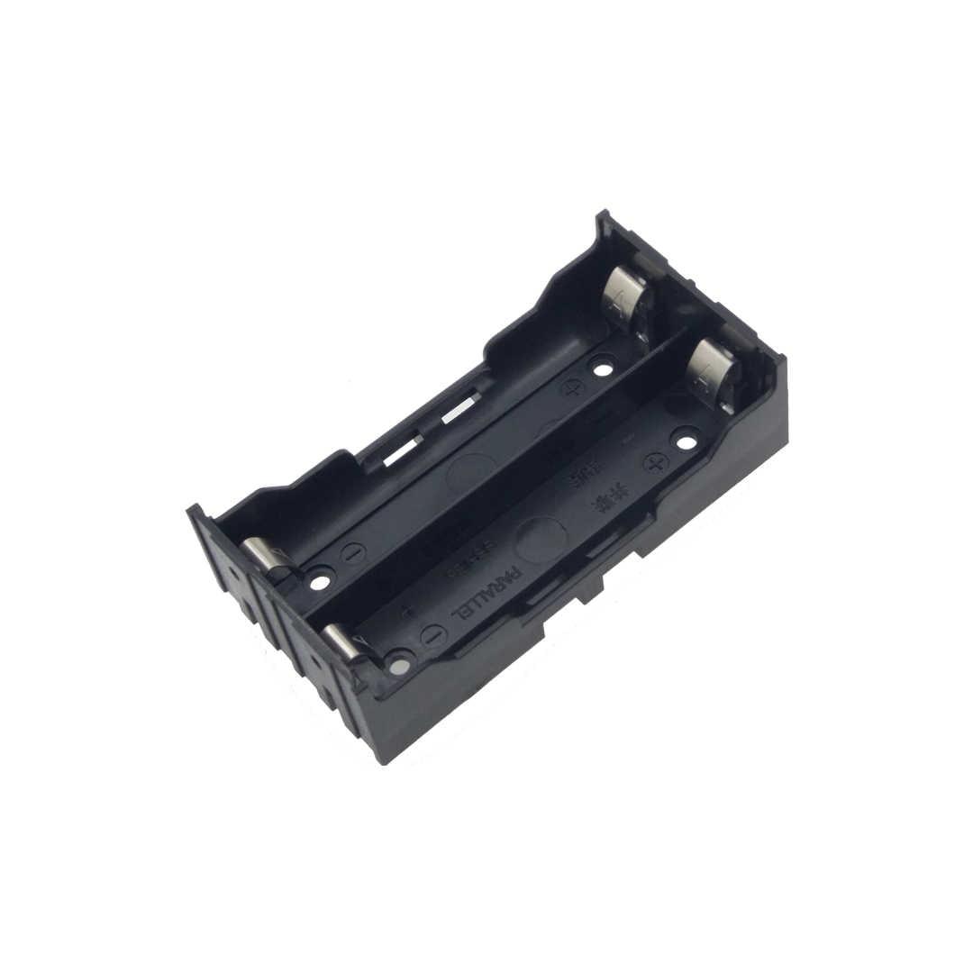 1 Pcs 1/2/3/4 Sezione Cassa di Batteria di Plastica Del Supporto della Scatola Per 18650 Batteria Ricaricabile 3.7V FAI DA TE