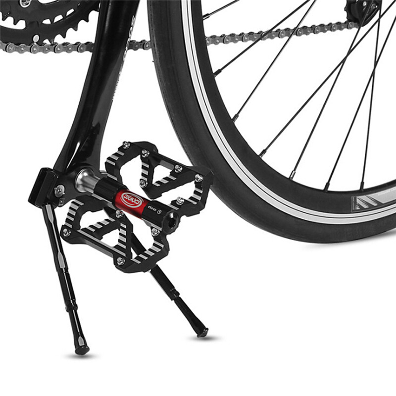 Floor Bicycle Parking Rack Non-Slip Mountain Bikes Sturdy Stand for Road Bike