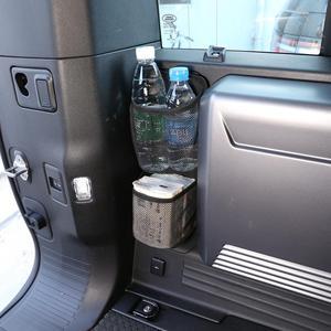 Image 5 - Cho Land Rover Defender 110 2020 Kiểu Dáng Xe Vải Đen Thân Cây Bên Bảo Quản Túi Lưới Túi Đựng Phụ Kiện Xe Hơi