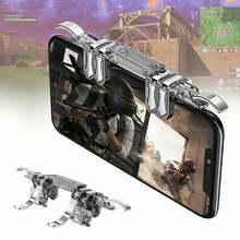 Мобильный контроллер k19 6 finger pubg l1 r1 геймпад для телефона
