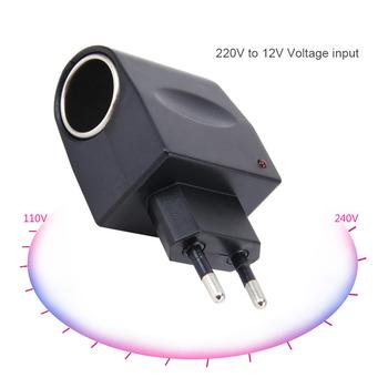Wtyczka konwersji zapalniczki samochodowej 220V do 12V zapalniczki samochodowej AC DC adaptery zapalniczki samochodowej tanie i dobre opinie BYGD CN (pochodzenie)