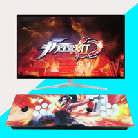 Korean 3D Moonlight The Pandora games 4 players Home Retro Electronic Game Pad Room Old Classic Toys for Boys Kids Adults Gift
