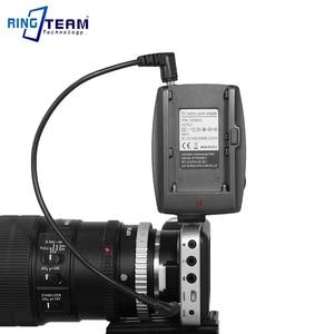 Image 5 - DC 12V NP F Battery Power Transfer Supply System Mount Adapter Plate Holder for BMCC BMPCC Blackmagic Pocket Cinema Cameras