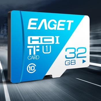 EAGET C10 TF Micro Card 32GB High-quality storage chips Micro sd card Class10 Memory Microsd SD Card Class 10