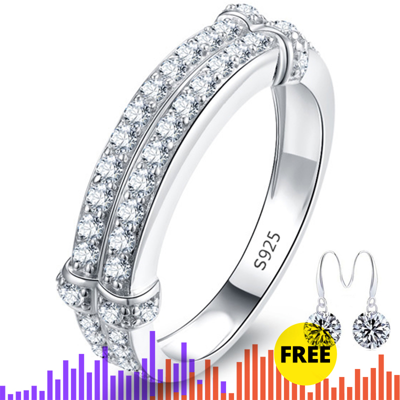 Expensive but way better quality 100% S925 Ring Sterling silver 925 diamond Peace Yo yo Check now Exaggerated hiphop love