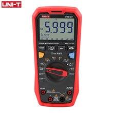 UNI-T UT61D+ Digital Multimeter Professional Tester Unit True RMS Auto Range DC AC 1000V Peak Hold Capacitance Test 60mF Meter