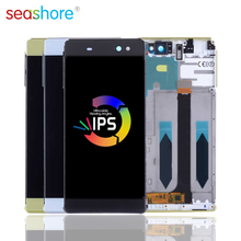 цена на ORIGINAL For SONY Xperia XA Ultra LCD Touch Screen Digitizer Assembly For Sony XA Ultra Display with Frame Replacement C6 Screen