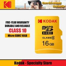 Kodak-tarjeta de memoria Micro SD de 32, 64, 128 GB, 128 GB, 32GB, 64GB, 256GB, 512GB, tarjeta Flash TF para teléfono