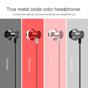 Image 5 - F12 Wired In Ear Earphones Bass Headset Elbow Plug for Convenient Mobile Gaming Movie Sports with Microphone and Wire control