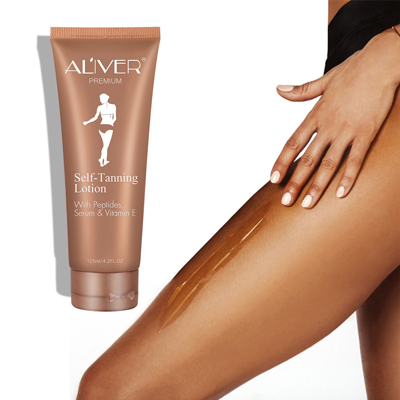 Self-Tanning-Mitt Bronzer Day-Cream Tanner-Lotion Face Body-Solarium Tanning-Sun-Foundation-Block
