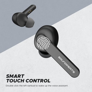 Image 4 - Soundpeats Truecapsule Bluetooh 5.0 Echte Draadloze Oordopjes In Ear Tws Headsets High Definition Mic Auto Pair Draadloze Koptelefoon