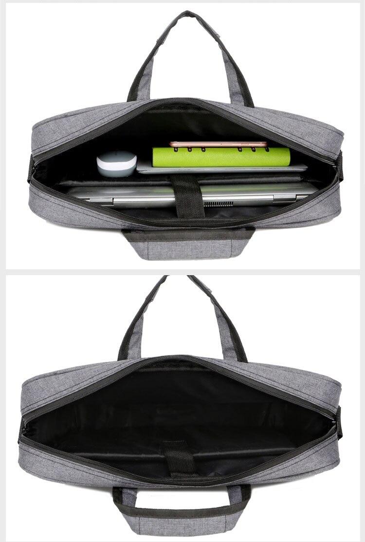 H3eb7a6dc3e93447dbc52aebbb5832edeT 2020 Briefcase Men Handbag Large Capacity Portable Thin Super Multifunction Big Size 15.6 inches Designer Laptop Handbags
