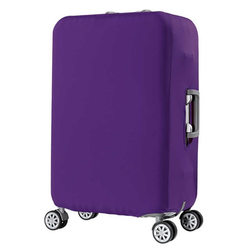"""Уплотненный Чехол для багажа для путешествий, безопасные аксессуары для путешествий, эластичный чехол для чемодана, толстый защитный чехол для чемодана 18-32 """"298"""